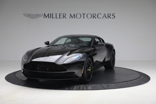 Used 2019 Aston Martin DB11 AMR for sale Call for price at Rolls-Royce Motor Cars Greenwich in Greenwich CT 06830 12
