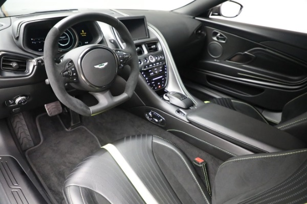 Used 2019 Aston Martin DB11 AMR for sale Call for price at Rolls-Royce Motor Cars Greenwich in Greenwich CT 06830 13