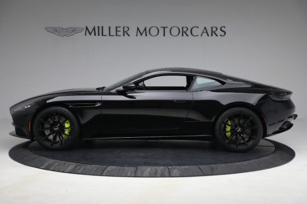 Used 2019 Aston Martin DB11 AMR for sale Call for price at Rolls-Royce Motor Cars Greenwich in Greenwich CT 06830 2
