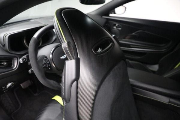 Used 2019 Aston Martin DB11 AMR for sale Call for price at Rolls-Royce Motor Cars Greenwich in Greenwich CT 06830 23