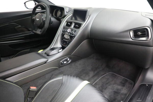 Used 2019 Aston Martin DB11 AMR for sale Call for price at Rolls-Royce Motor Cars Greenwich in Greenwich CT 06830 25