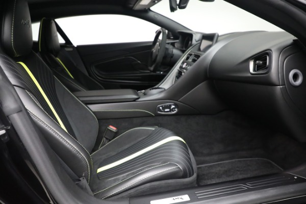 Used 2019 Aston Martin DB11 AMR for sale Call for price at Rolls-Royce Motor Cars Greenwich in Greenwich CT 06830 26