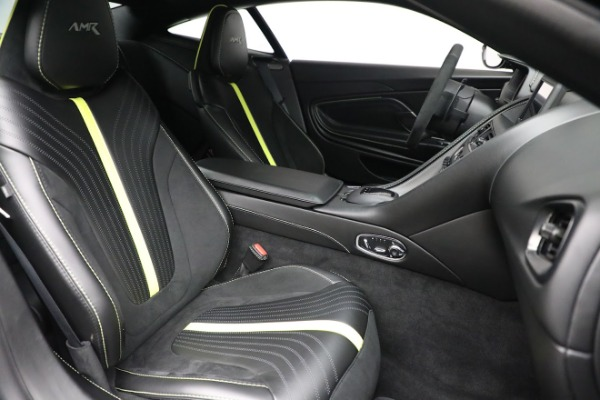 Used 2019 Aston Martin DB11 AMR for sale Call for price at Rolls-Royce Motor Cars Greenwich in Greenwich CT 06830 27