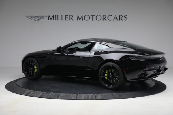 Used 2019 Aston Martin DB11 AMR for sale Call for price at Rolls-Royce Motor Cars Greenwich in Greenwich CT 06830 3