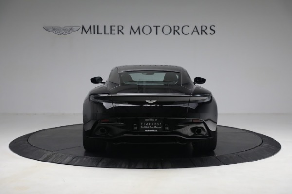 Used 2019 Aston Martin DB11 AMR for sale Call for price at Rolls-Royce Motor Cars Greenwich in Greenwich CT 06830 5