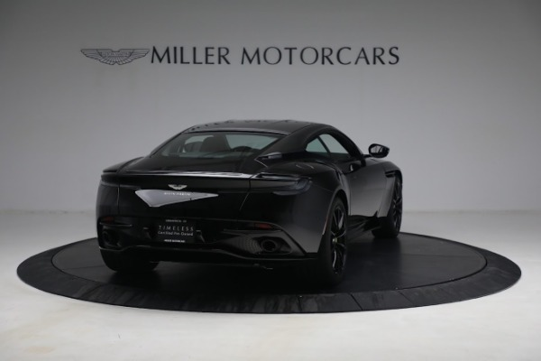 Used 2019 Aston Martin DB11 AMR for sale Call for price at Rolls-Royce Motor Cars Greenwich in Greenwich CT 06830 6