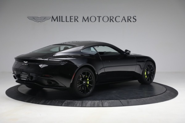Used 2019 Aston Martin DB11 AMR for sale Call for price at Rolls-Royce Motor Cars Greenwich in Greenwich CT 06830 7