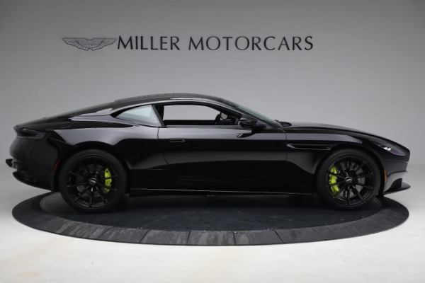 Used 2019 Aston Martin DB11 AMR for sale Call for price at Rolls-Royce Motor Cars Greenwich in Greenwich CT 06830 8