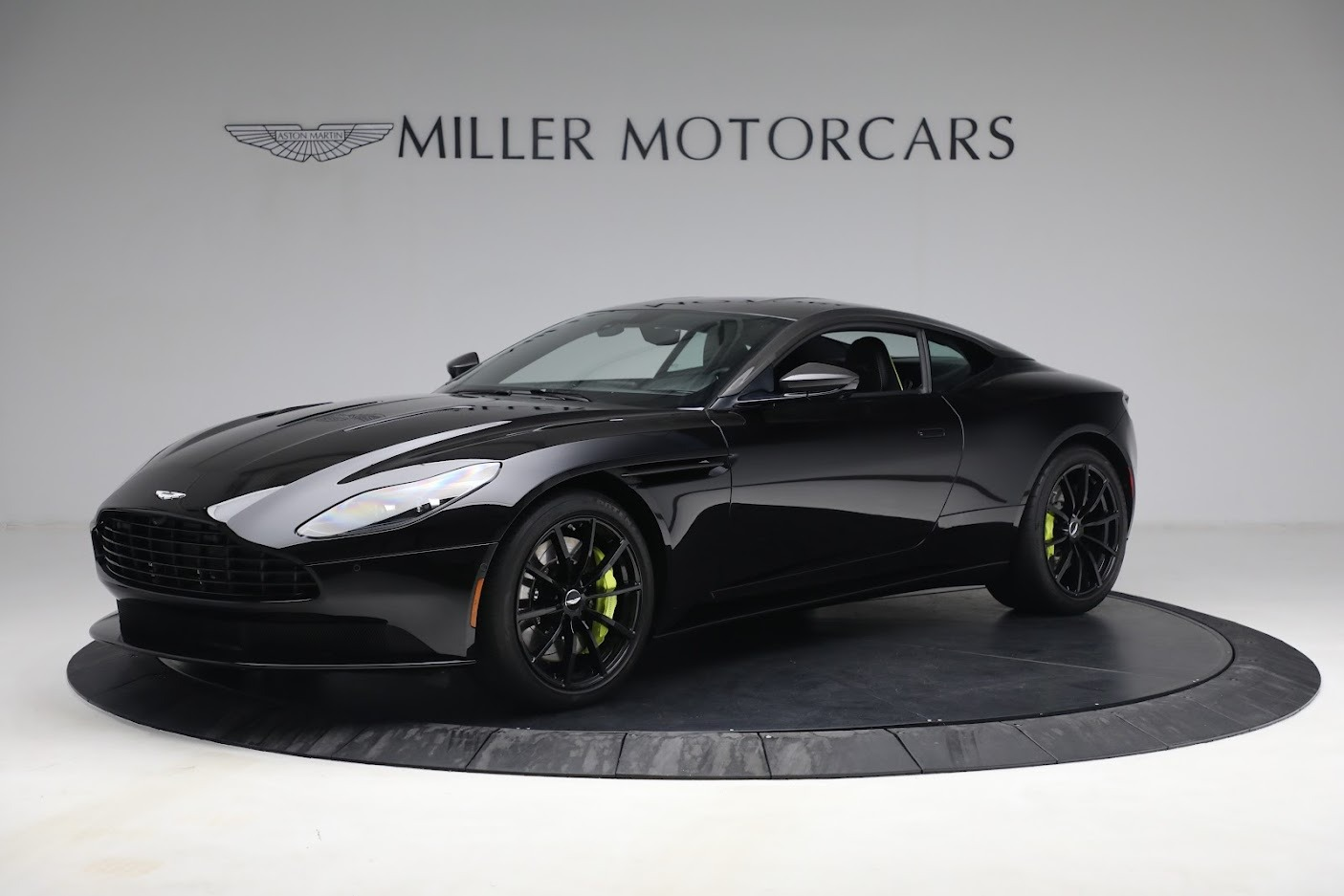 Used 2019 Aston Martin DB11 AMR for sale Call for price at Rolls-Royce Motor Cars Greenwich in Greenwich CT 06830 1