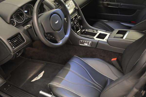 Used 2015 Aston Martin DB9 Carbon Edition for sale Sold at Rolls-Royce Motor Cars Greenwich in Greenwich CT 06830 13
