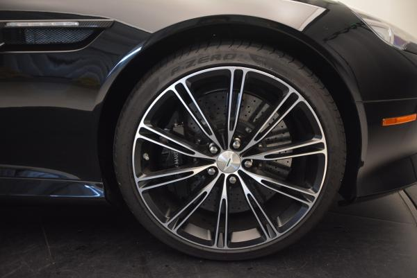 Used 2015 Aston Martin DB9 Carbon Edition for sale Sold at Rolls-Royce Motor Cars Greenwich in Greenwich CT 06830 27