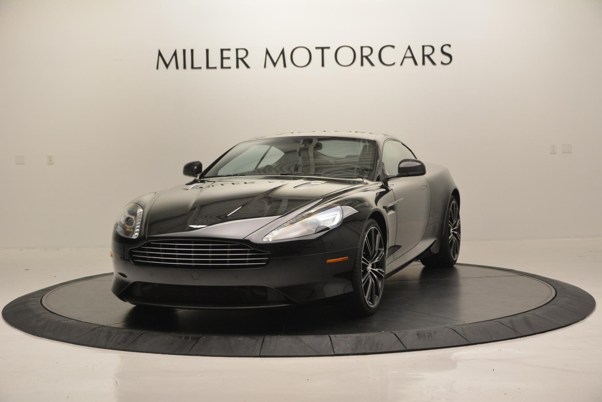 Used 2015 Aston Martin DB9 Carbon Edition for sale Sold at Rolls-Royce Motor Cars Greenwich in Greenwich CT 06830 1