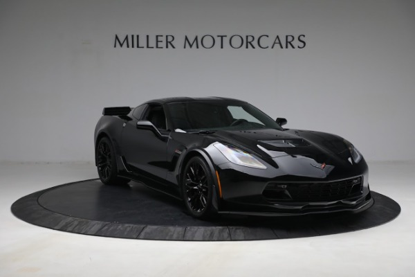 Used 2016 Chevrolet Corvette Z06 for sale $85,900 at Rolls-Royce Motor Cars Greenwich in Greenwich CT 06830 10