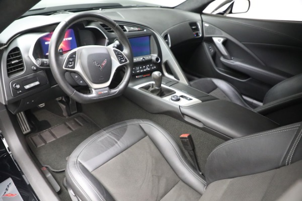 Used 2016 Chevrolet Corvette Z06 for sale $85,900 at Rolls-Royce Motor Cars Greenwich in Greenwich CT 06830 13