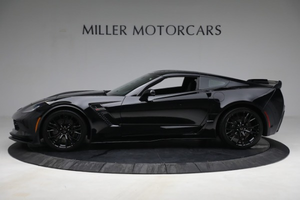 Used 2016 Chevrolet Corvette Z06 for sale $85,900 at Rolls-Royce Motor Cars Greenwich in Greenwich CT 06830 2