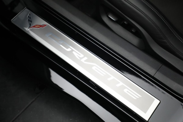 Used 2016 Chevrolet Corvette Z06 for sale $85,900 at Rolls-Royce Motor Cars Greenwich in Greenwich CT 06830 21