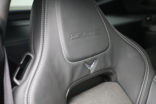 Used 2016 Chevrolet Corvette Z06 for sale $85,900 at Rolls-Royce Motor Cars Greenwich in Greenwich CT 06830 25