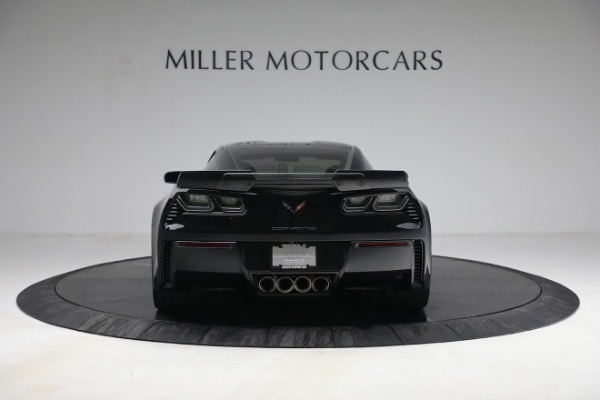 Used 2016 Chevrolet Corvette Z06 for sale $85,900 at Rolls-Royce Motor Cars Greenwich in Greenwich CT 06830 5