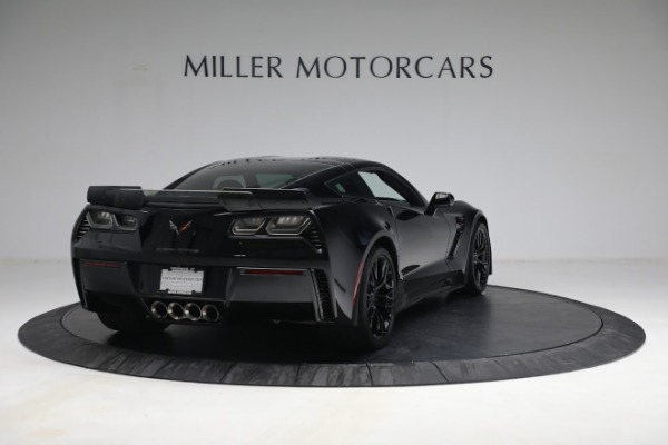 Used 2016 Chevrolet Corvette Z06 for sale $85,900 at Rolls-Royce Motor Cars Greenwich in Greenwich CT 06830 6