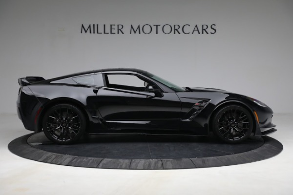 Used 2016 Chevrolet Corvette Z06 for sale $85,900 at Rolls-Royce Motor Cars Greenwich in Greenwich CT 06830 8