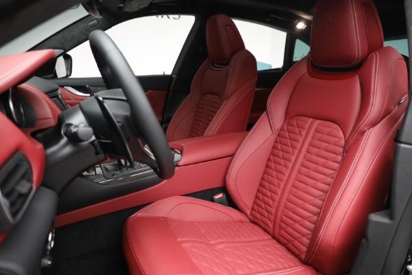 New 2022 Maserati Levante Trofeo for sale $155,045 at Rolls-Royce Motor Cars Greenwich in Greenwich CT 06830 15