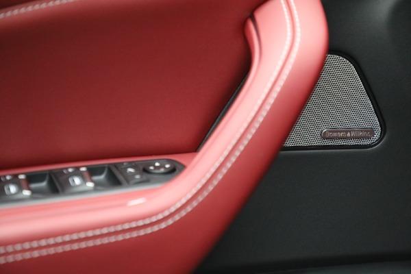 New 2022 Maserati Levante Trofeo for sale $155,045 at Rolls-Royce Motor Cars Greenwich in Greenwich CT 06830 19