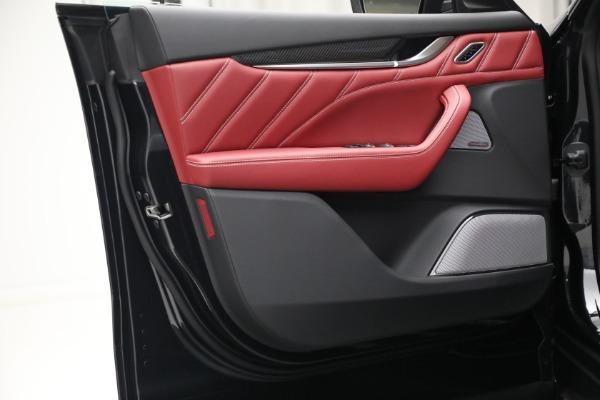 New 2022 Maserati Levante Trofeo for sale $155,045 at Rolls-Royce Motor Cars Greenwich in Greenwich CT 06830 21