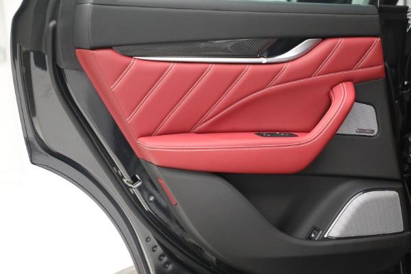 New 2022 Maserati Levante Trofeo for sale $155,045 at Rolls-Royce Motor Cars Greenwich in Greenwich CT 06830 25