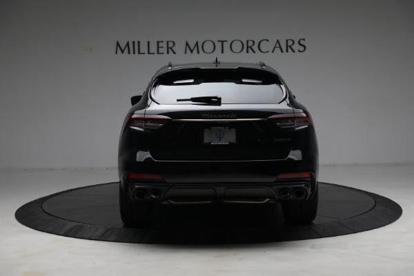 New 2022 Maserati Levante Trofeo for sale $155,045 at Rolls-Royce Motor Cars Greenwich in Greenwich CT 06830 6