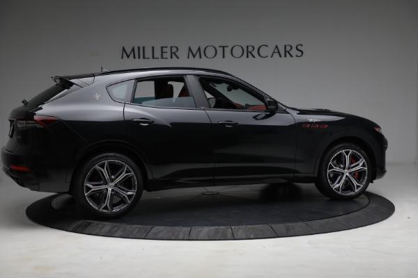 New 2022 Maserati Levante Trofeo for sale $155,045 at Rolls-Royce Motor Cars Greenwich in Greenwich CT 06830 8