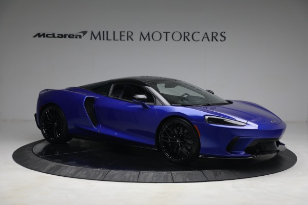 New 2022 McLaren GT Luxe for sale $228,080 at Rolls-Royce Motor Cars Greenwich in Greenwich CT 06830 10