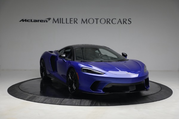 New 2022 McLaren GT Luxe for sale $228,080 at Rolls-Royce Motor Cars Greenwich in Greenwich CT 06830 11