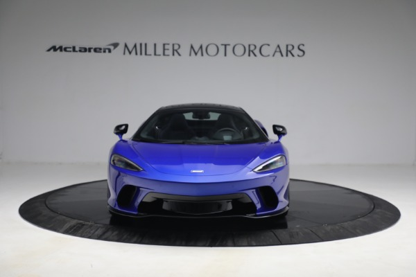 New 2022 McLaren GT Luxe for sale $228,080 at Rolls-Royce Motor Cars Greenwich in Greenwich CT 06830 12