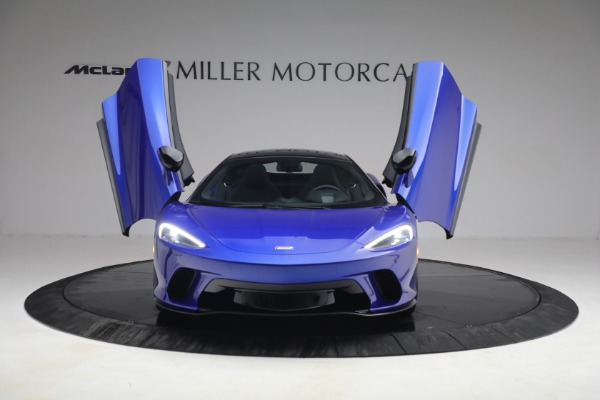 New 2022 McLaren GT Luxe for sale $228,080 at Rolls-Royce Motor Cars Greenwich in Greenwich CT 06830 13