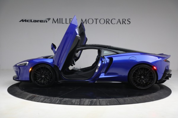 New 2022 McLaren GT Luxe for sale $228,080 at Rolls-Royce Motor Cars Greenwich in Greenwich CT 06830 15