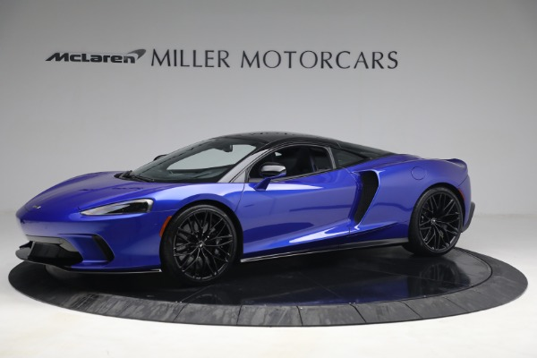 New 2022 McLaren GT Luxe for sale $228,080 at Rolls-Royce Motor Cars Greenwich in Greenwich CT 06830 2