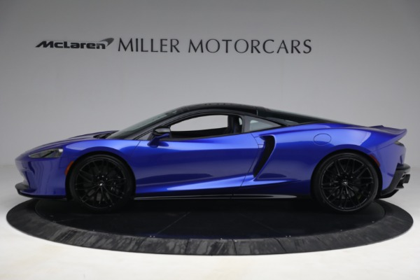 New 2022 McLaren GT Luxe for sale $228,080 at Rolls-Royce Motor Cars Greenwich in Greenwich CT 06830 3