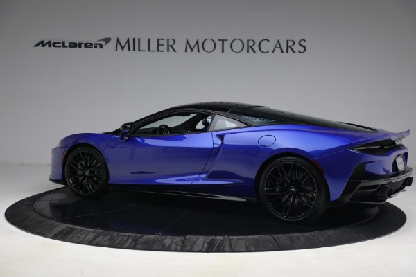 New 2022 McLaren GT Luxe for sale $228,080 at Rolls-Royce Motor Cars Greenwich in Greenwich CT 06830 4