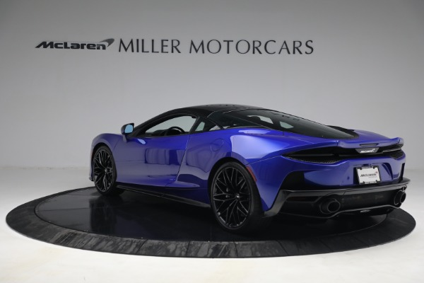 New 2022 McLaren GT Luxe for sale $228,080 at Rolls-Royce Motor Cars Greenwich in Greenwich CT 06830 5