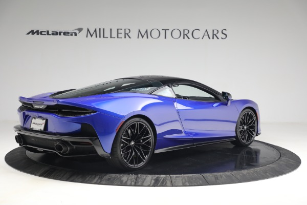 New 2022 McLaren GT Luxe for sale $228,080 at Rolls-Royce Motor Cars Greenwich in Greenwich CT 06830 8