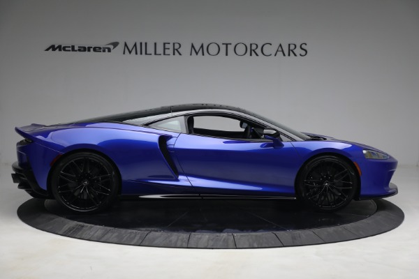 New 2022 McLaren GT Luxe for sale $228,080 at Rolls-Royce Motor Cars Greenwich in Greenwich CT 06830 9
