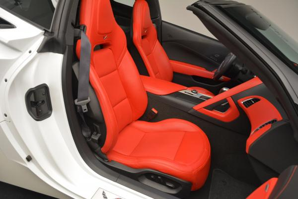 Used 2014 Chevrolet Corvette Stingray Z51 for sale Sold at Rolls-Royce Motor Cars Greenwich in Greenwich CT 06830 22
