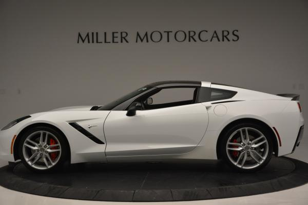 Used 2014 Chevrolet Corvette Stingray Z51 for sale Sold at Rolls-Royce Motor Cars Greenwich in Greenwich CT 06830 5