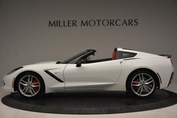 Used 2014 Chevrolet Corvette Stingray Z51 for sale Sold at Rolls-Royce Motor Cars Greenwich in Greenwich CT 06830 6