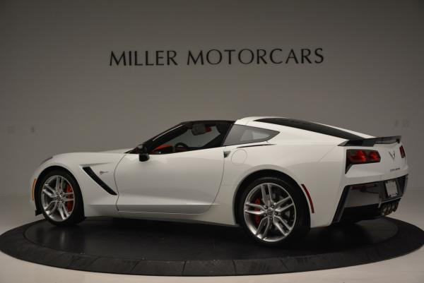 Used 2014 Chevrolet Corvette Stingray Z51 for sale Sold at Rolls-Royce Motor Cars Greenwich in Greenwich CT 06830 7