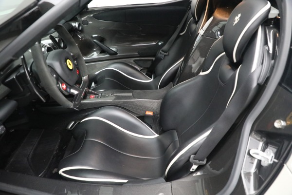 Used 2014 Ferrari LaFerrari for sale Call for price at Rolls-Royce Motor Cars Greenwich in Greenwich CT 06830 15