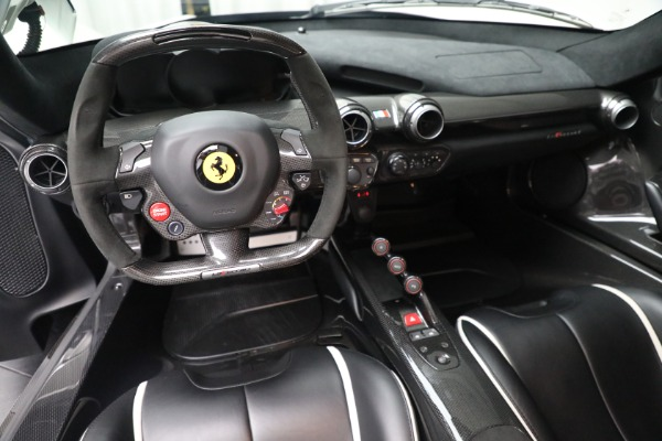 Used 2014 Ferrari LaFerrari for sale Call for price at Rolls-Royce Motor Cars Greenwich in Greenwich CT 06830 17