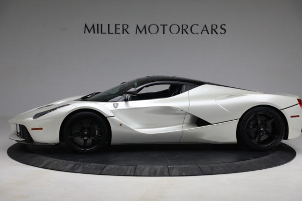 Used 2014 Ferrari LaFerrari for sale Call for price at Rolls-Royce Motor Cars Greenwich in Greenwich CT 06830 3