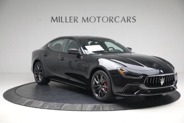 New 2022 Maserati Ghibli Modena Q4 for sale $103,855 at Rolls-Royce Motor Cars Greenwich in Greenwich CT 06830 11