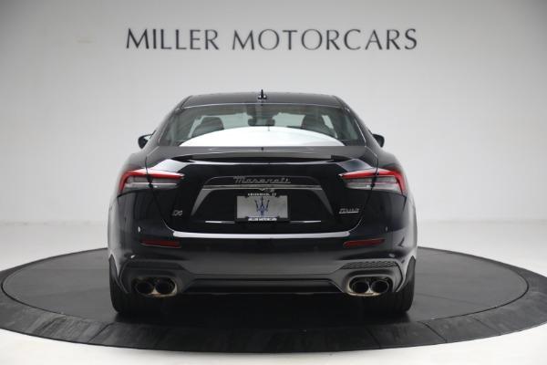 New 2022 Maserati Ghibli Modena Q4 for sale $103,855 at Rolls-Royce Motor Cars Greenwich in Greenwich CT 06830 6